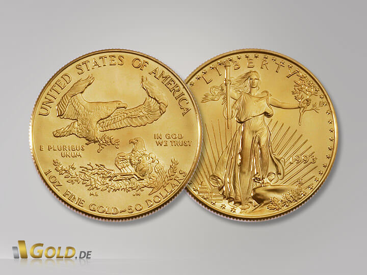 American Gold Eagle 2016 Proof