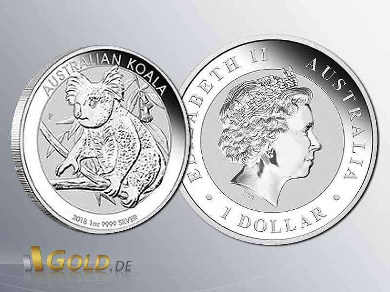 Perth Mint Bullionmünzen Programm 2018