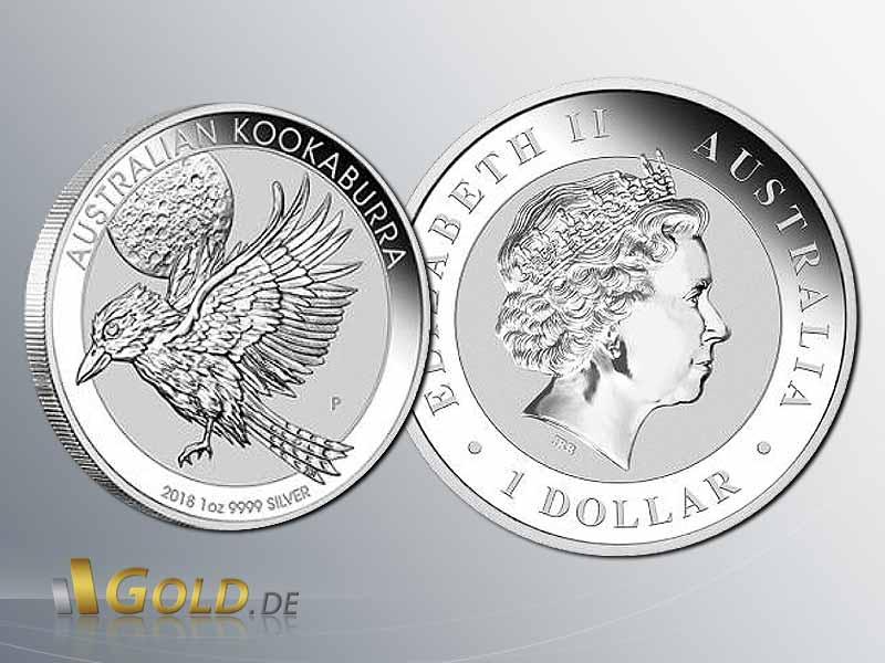 Kookaburra 2016 Neue Silberm 252 Nze Der Perth Mint