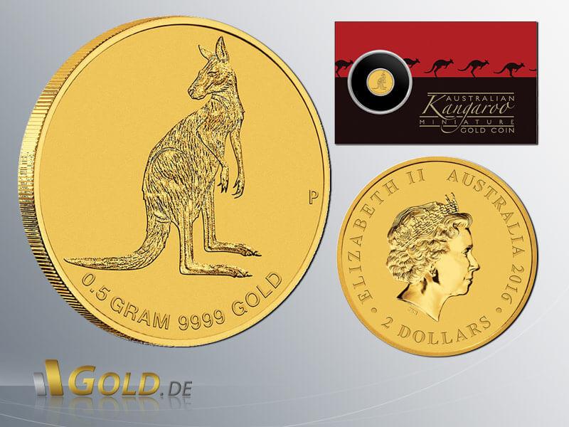 Mini Roo 2016 05 G Goldmünze