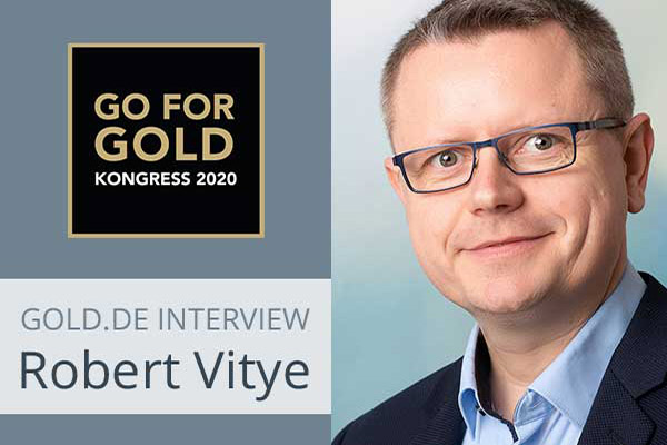 Go for Gold 2020: Interview Robert Vitye