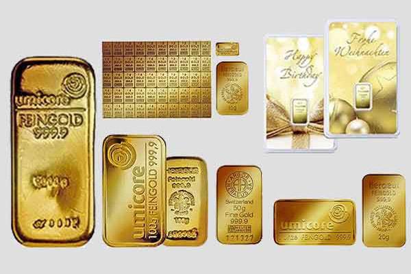 Goldbarren Preise Vergleichen Und Zum Top Preis Kaufen Gold De