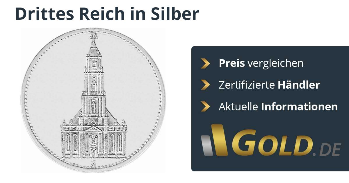 Drittes Reich Silbermünze Kaufen Goldde