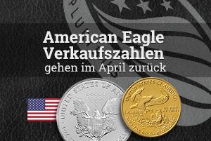 American Eagle Verkaufszahlen gehen im April zurück