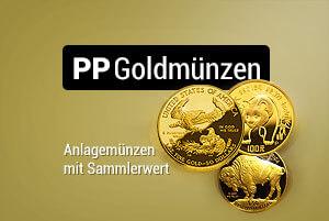 PP Goldmünzen: Anlagemünzen mit Sammlerwert