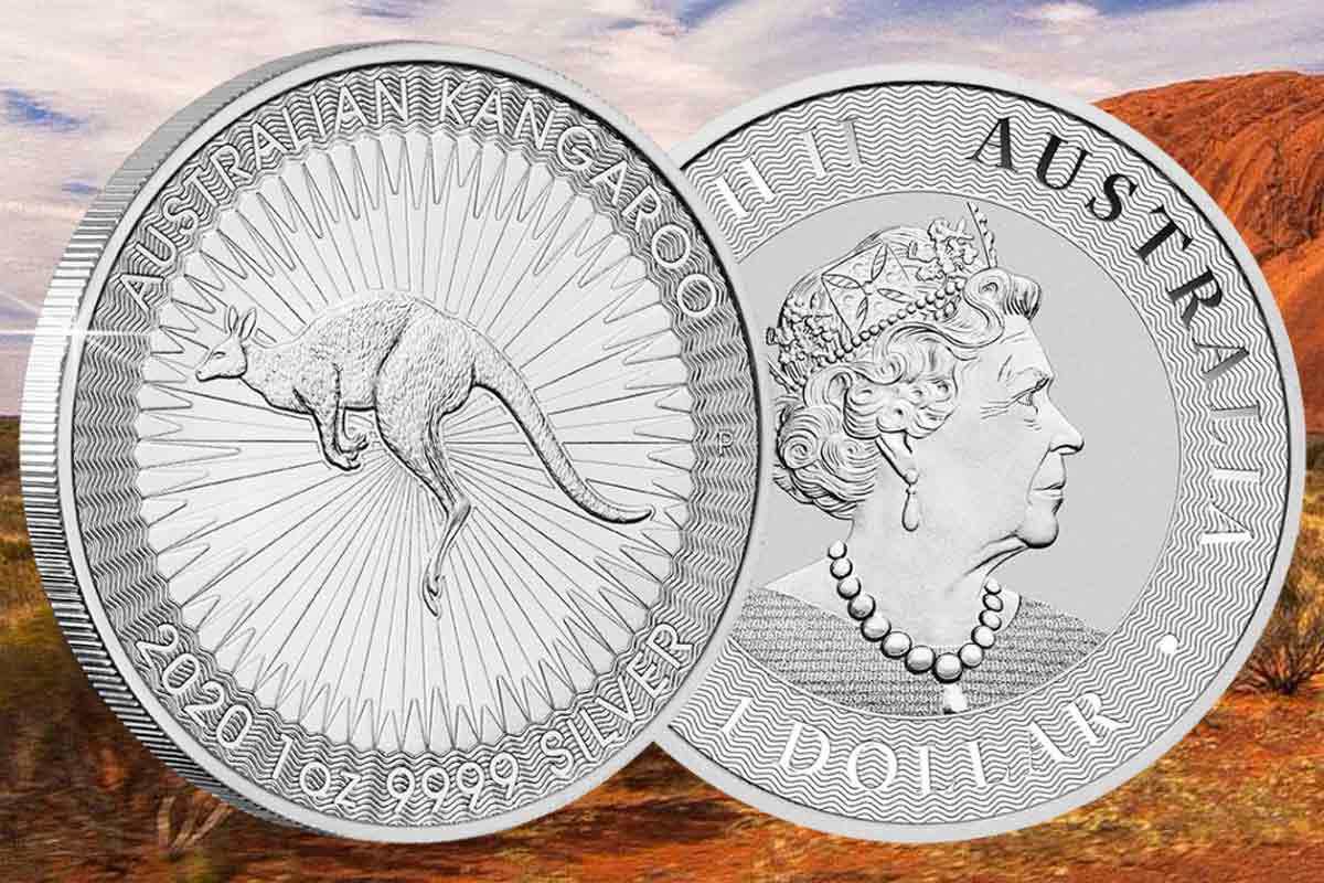 Känguru Silbermünze 2020 – Jetzt neu!