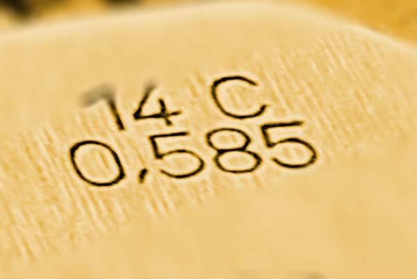 Welcher Gold-Karat-Wert entspricht 333, 585 oder 750er Gold?