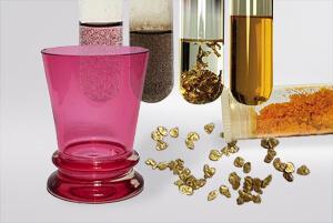 Kolloidales Gold und Goldsalze
