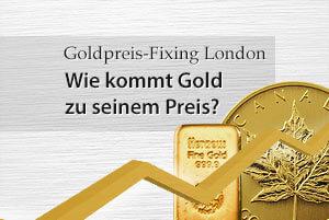 Goldpreis-Fixing London: Wie<br>kommt Gold zu seinem Preis?