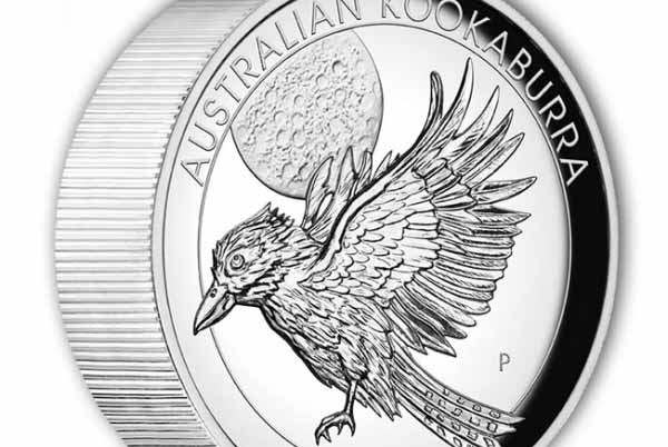 5 oz Kookaburra Proof High Relief