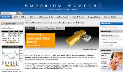 Händlervorstellung: Silber-Werte.de