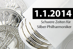 Anwendung Differenzbesteuerung auf Silbermünzen ab 2014
