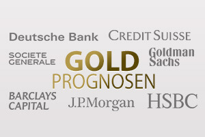 Goldpreis-Prognosen der Banken für 2017, 2018