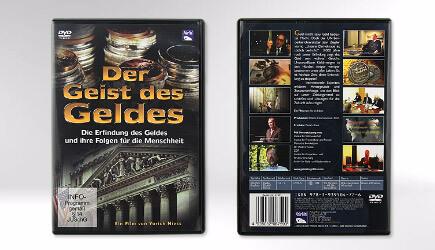 Der Geist des Geldes - DVD Rezension