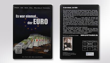 Es war einmal der Euro - DVD Rezension