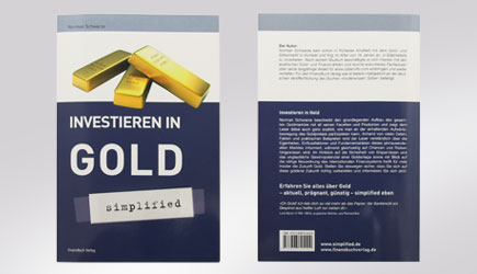 Investieren in Gold - Simplified - Buchrezension