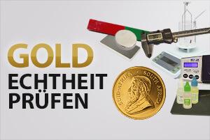 Goldmünzen Fälschungen: So geht die Echtheitsprüfung