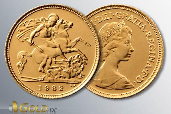 Der Goldsovereign - Eine Währung für die Welt