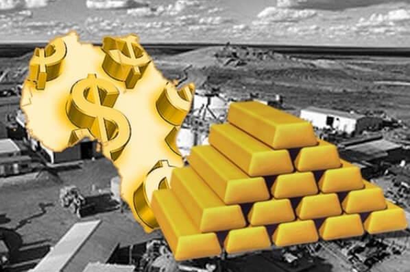 Afrika 1,5 Billionen US-Dollar in Gold