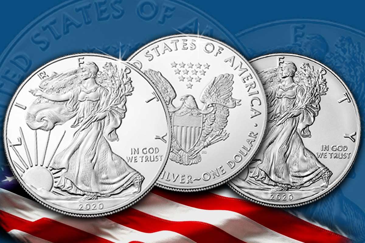 American Silber Eagle in Proof und Uncirculated - Jetzt erhältlich!
