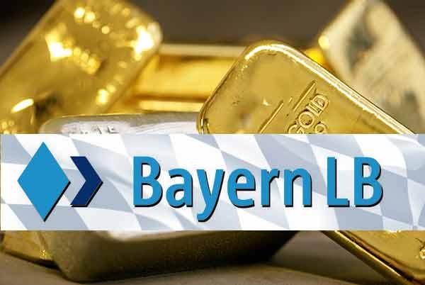 BayernLB meldet Umsatzrekord bei Gold