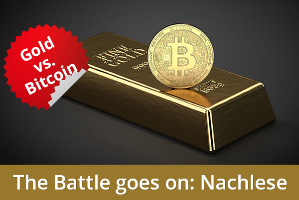 Bitcoin vs. Gold: Nachlese
