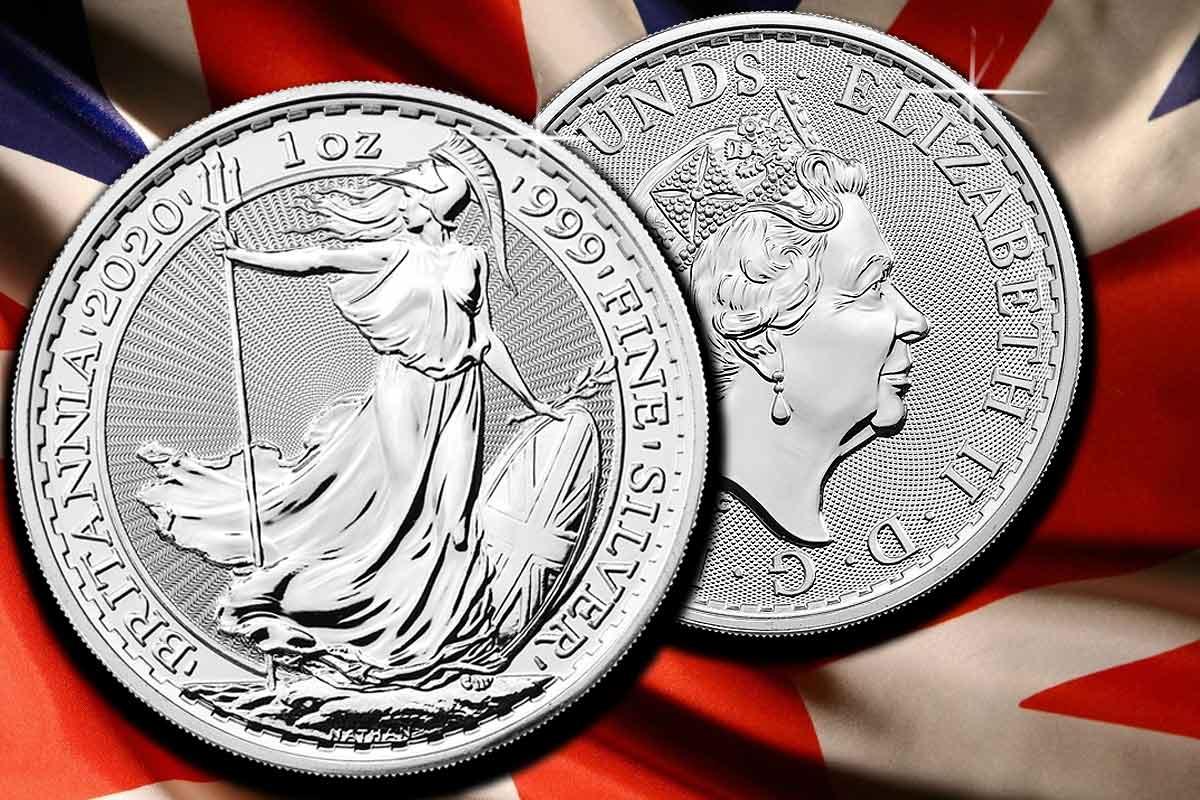 Britannia 2020 Silber - Jetzt erhältlich!
