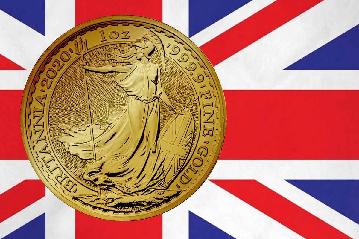Britannia Gold 2020 – Neuer Jahrgang