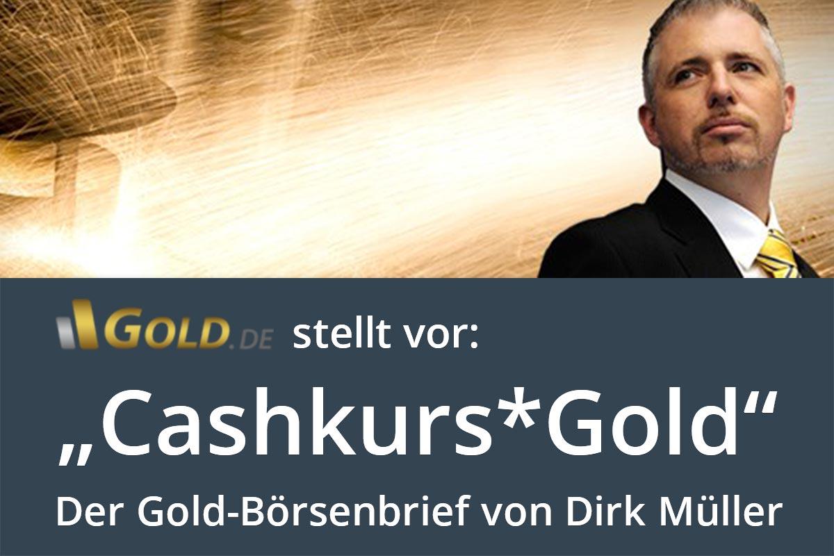 Vorgestellt: Cashkurs*Gold, der Börsenbrief von Dirk Müller
