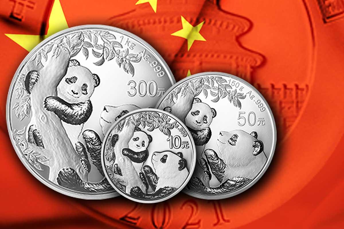China Panda Silber 2021: Jetzt neuen hier vergleichen!