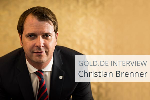 Schweizer Goldstudie: Christian Brenner im Interview