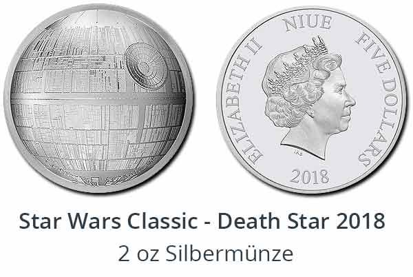 Death Star - Star Wars Ultra High Relief
