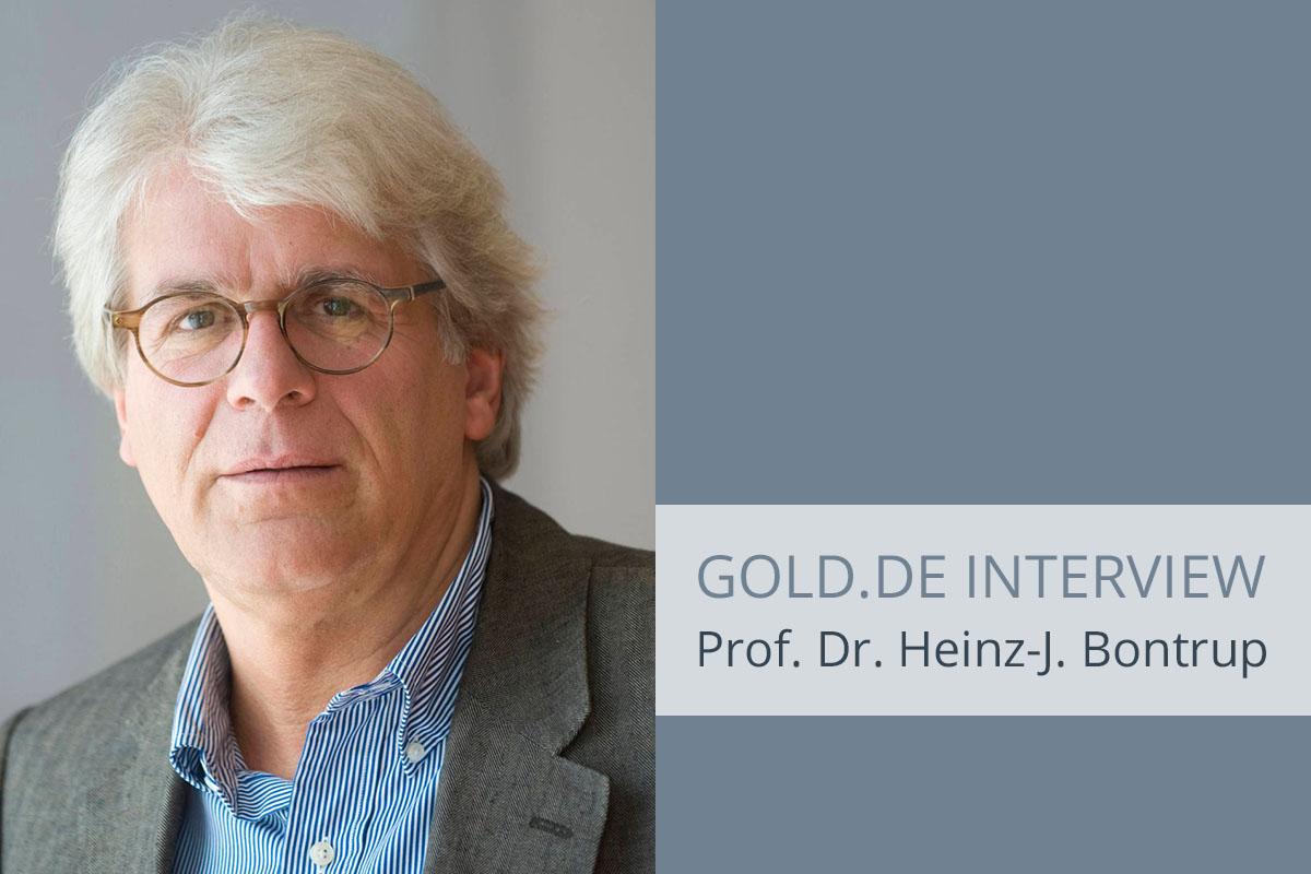 """Prof. Dr. Bontrup: """"Man darf Märkte nicht sich selbst überlassen"""""""