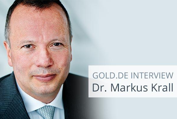 """Dr. Markus Krall: """"Keine Möglichkeit, den Crash zu vermeiden"""""""