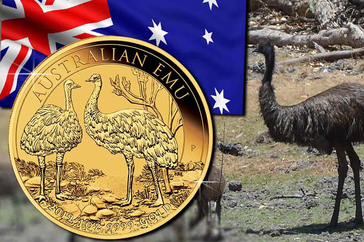 Jetzt bestellen: Emu 2019 Gold
