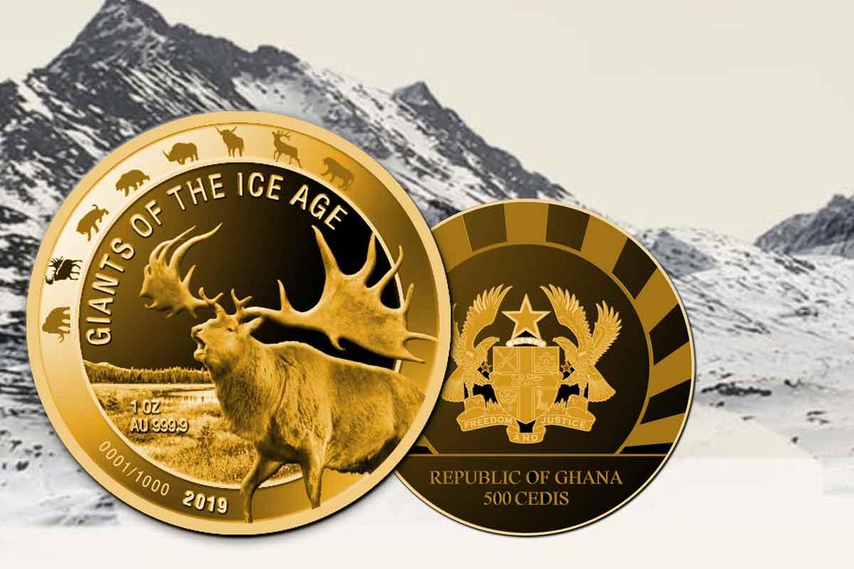 Giants of the Ice Age Gold - Riesenhirsch 2019 - Jetzt neu!