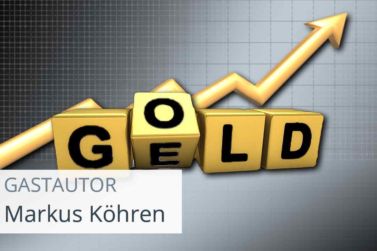 Gold bald 2.000 Dollar, Goldverbot droht, Bargeld wird abgeschafft
