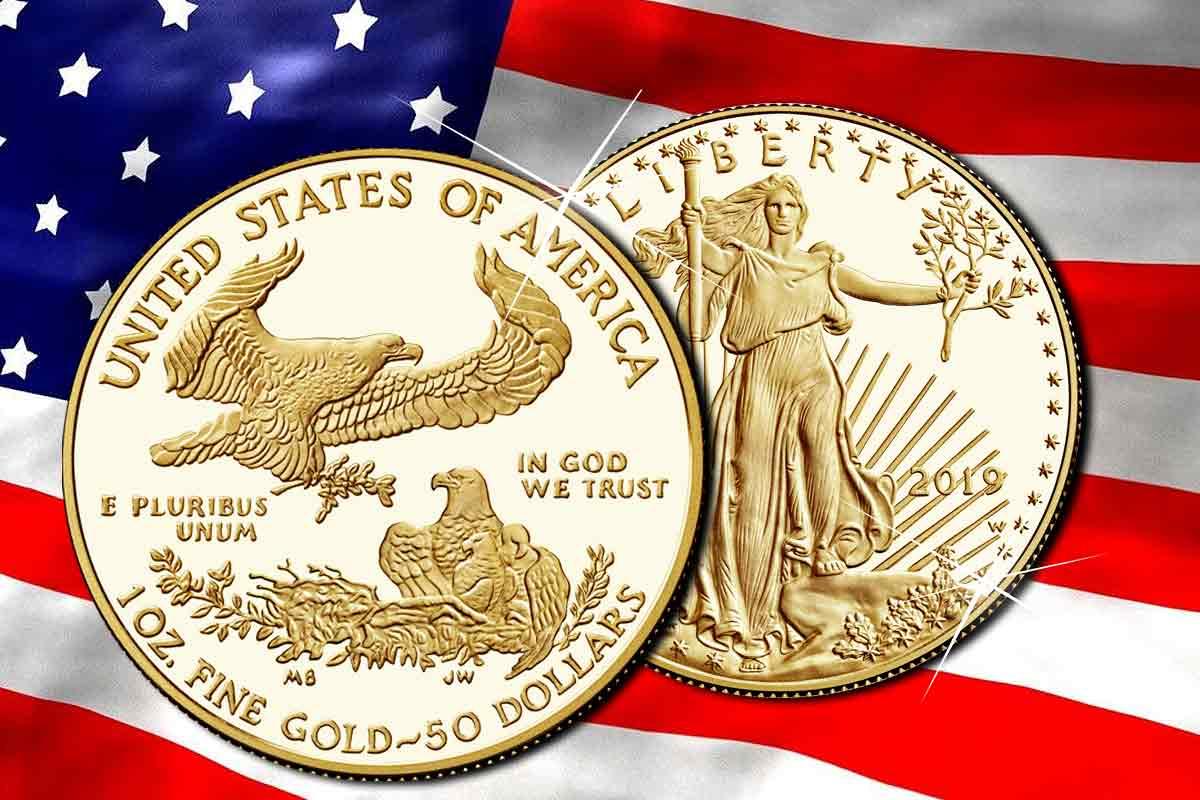 Jetzt erhältlich - 2019 Gold Eagle
