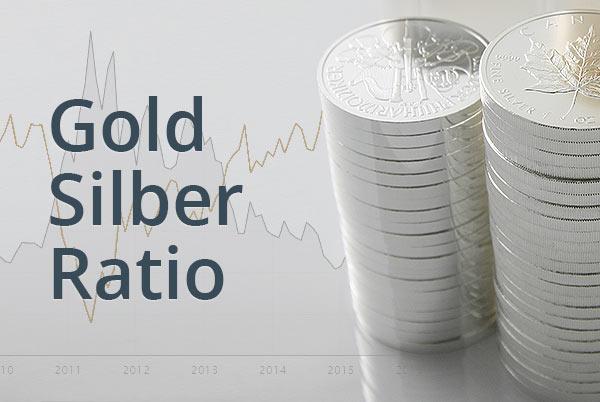 Silberpreis: Aussichtsreich dank hohem Gold/Silber-Ratio
