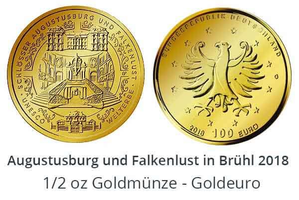 Augustusburg und Falkenlust in Brühl 2018