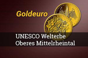 Goldeuro 2015: Unesco Welterbe Oberes Mittelrheintal