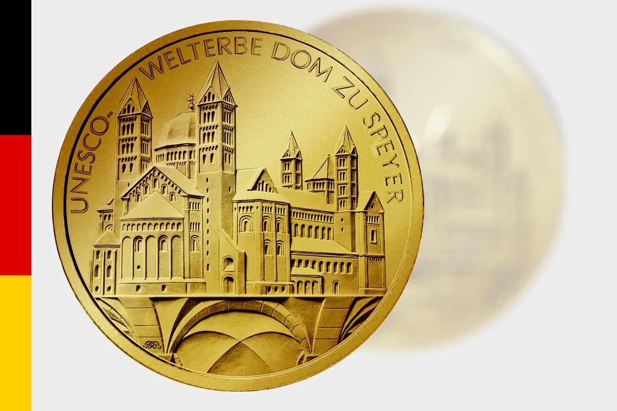 Bund verkauft Goldmünzen zum Dumpingpreis