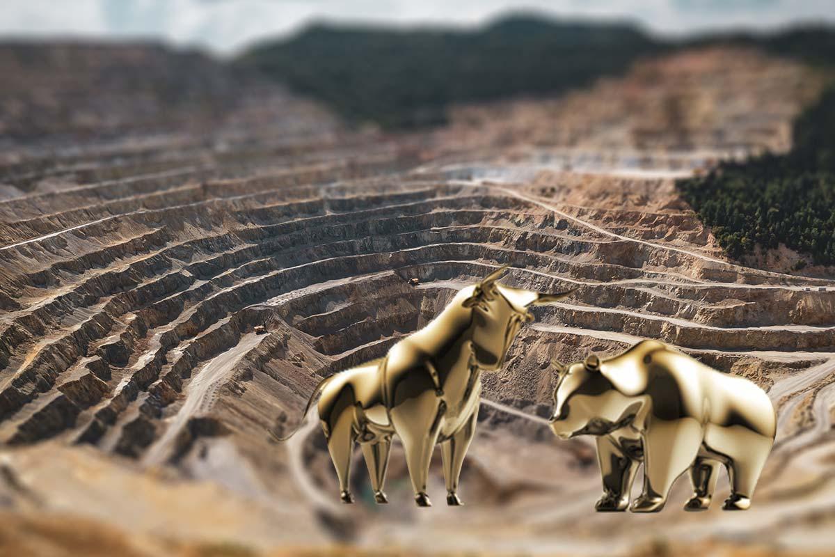 Goldminen: Verfügen Goldminenaktien über Nachholpotenzial?