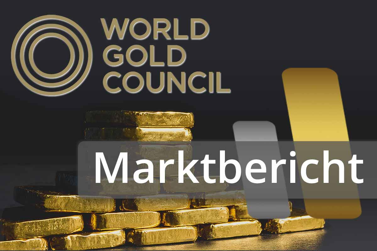 Goldnachfrage: World Gold Council liefert beeindruckende Daten