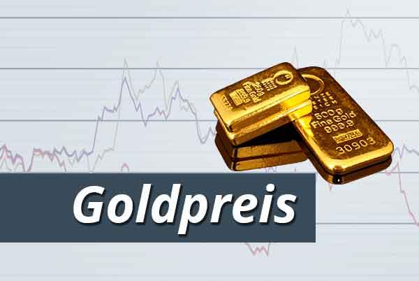 Goldpreis: Atempause nach Kursrally eingelegt