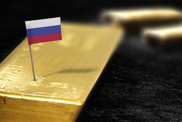 Goldreserven: Russland macht mit Goldkäufen alles richtig