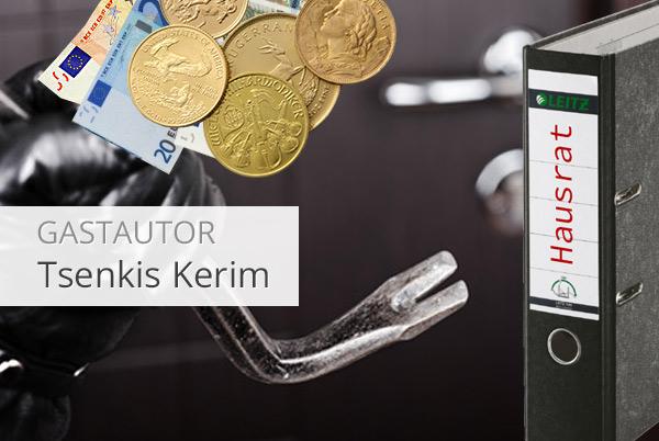 Hausratversicherung: Edelmetalle und Münzen richtig versichern