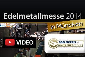 Impressionen der Edelmetall- und Rohstoffmesse 2014