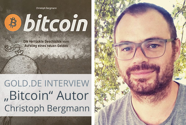 """Bitcoin ist ein Experiment"": Interview mit Christoph Bergmann"