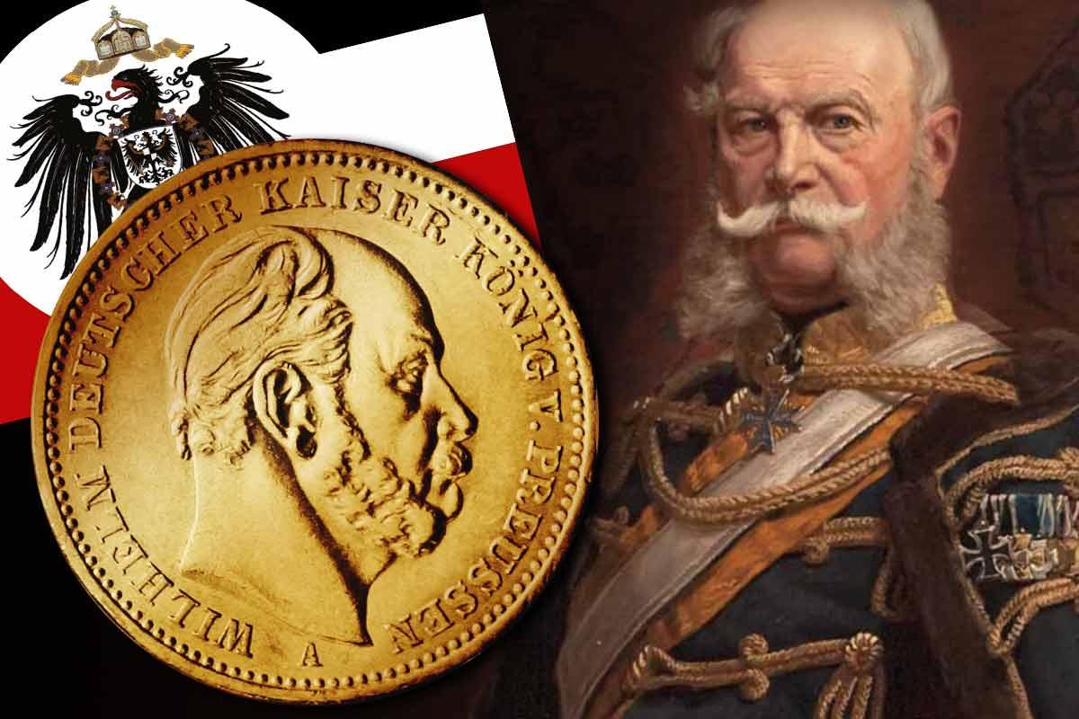 Klassisch, günstig, fungibel: Kaiserreich Gold